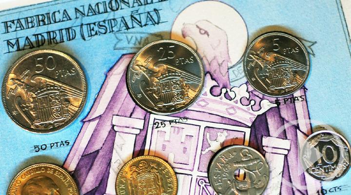 El 30 de junio finaliza el canje de pesetas