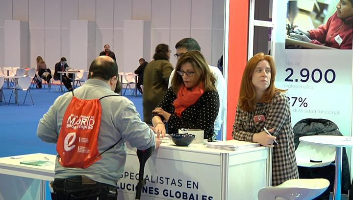 Grupo Integra CEE impulsa 446 puestos de trabajo en la Feria de Empleo