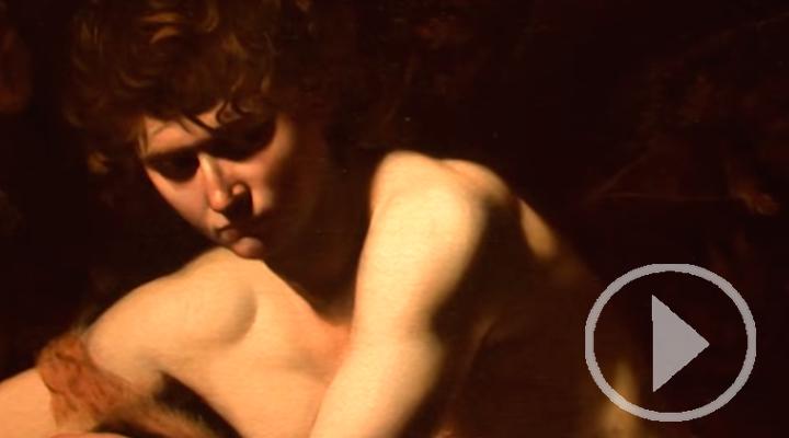 Tres inéditos 'Caravaggios', en la muestra del Thyssen sobre el pintor