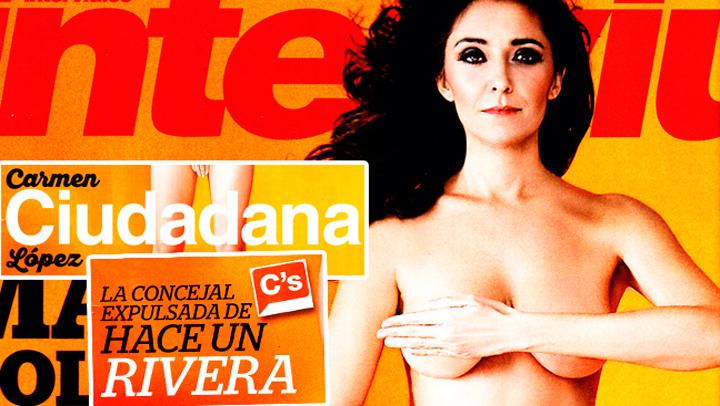 Carmen López, otra concejala que va camino de ser la primera expulsada de GH Vip