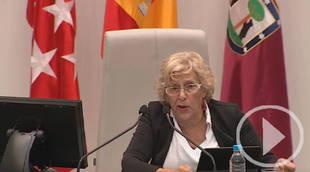 La sesión ordinaria del Pleno del Ayuntamiento de Madrid