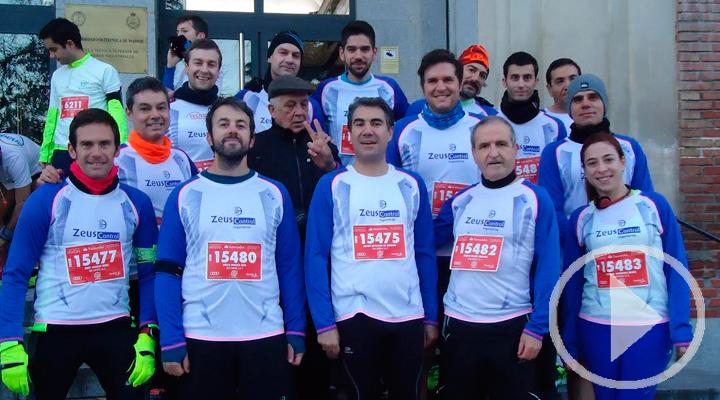 La Carrera de las Empresas reúne a más de 14.000 corredores