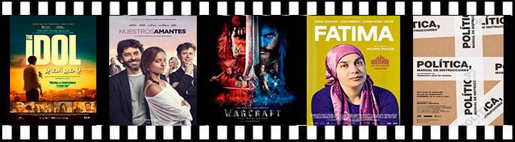 'Warcraft: El origen', protagonista de los estrenos del fin de semana