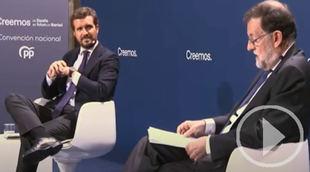 Rajoy ve un 'error' la reforma de las pensiones