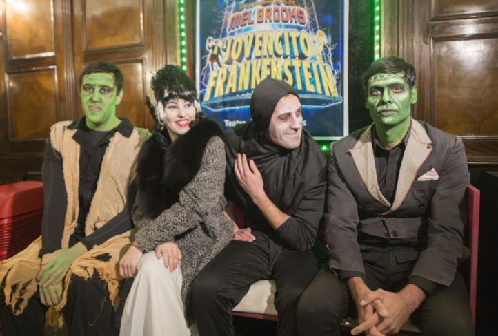 Un casting con más de tres mil voces para El jovencito Frankenstein