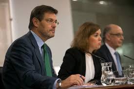 Catalá, 'condenado': los jueces exigen su dimisión