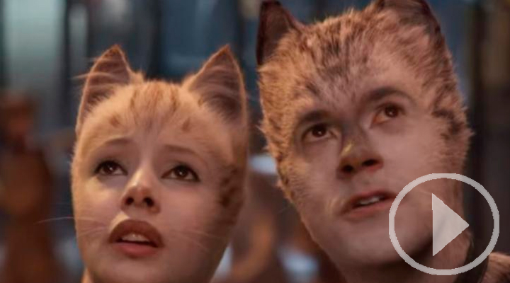 Universal retira el musical Cats de la carrera por los Oscar