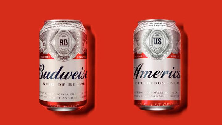 La cerveza Budweiser pasa a llamarse
