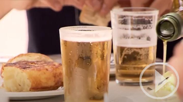 Una o dos cervezas diarias, el consumo saludable