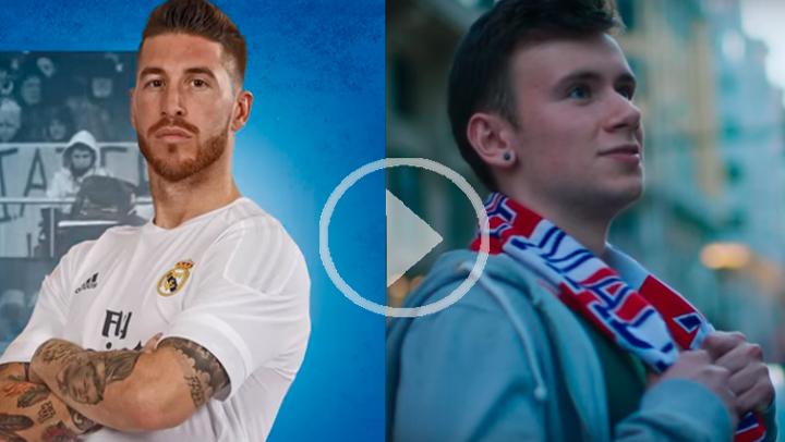 Los vídeos del Real Madrid y Atlético de Madrid para motivar a la afición para la gran final