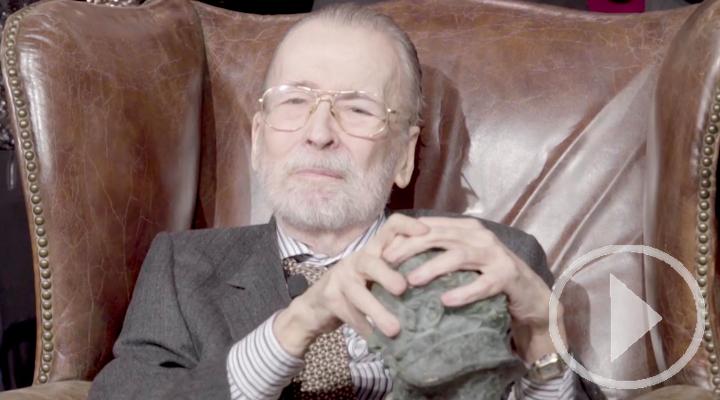 Chicho Ibáñez Serrador recoge el Goya de Honor 2019