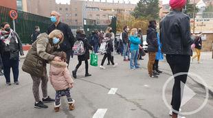 Psoe exige accesos seguros a colegios de Hortaleza