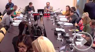 En directo la Comisión de Economía y Hacienda del Ayuntamiento de Madrid