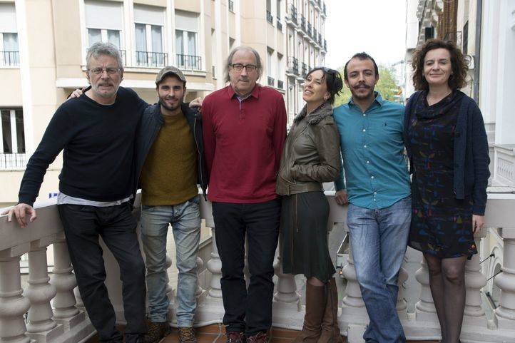'Zenit': Joglars se adentra en el periodismo