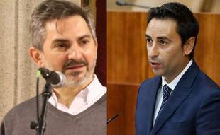 Pepe Aniorte y Javier Luengo en Onda Madrid