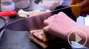 'El sándwich más bueno' estará en máquinas vending