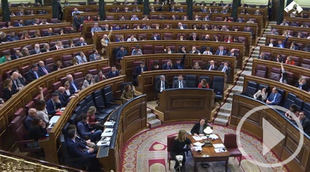 El Congreso aprueba la senda de estabilidad presupuestaria