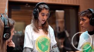 Ecovidrio y Prodis conciencian sobre el reciclaje con un coro inclusivo