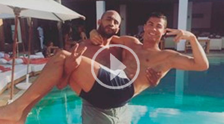Preocupación en el Real Madrid: Cristiano no deja de visitar a su amigo en Marruecos