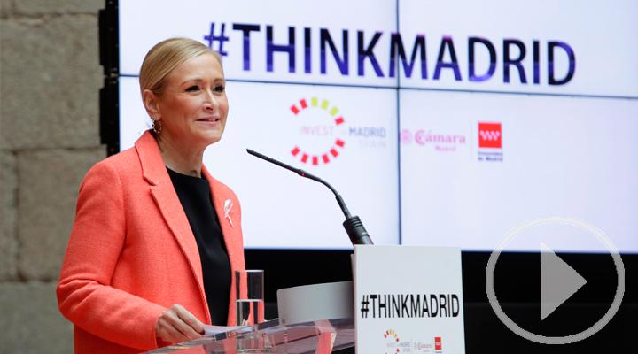 La Comunidad de Madrid busca posicionamiento en la inversión extranjera con