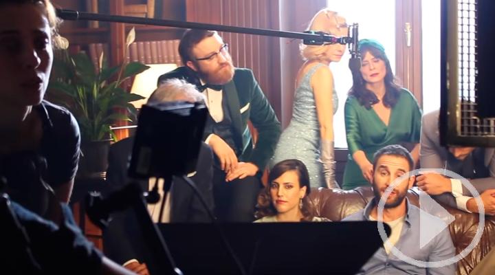 Dani Rovira protagoniza el primer spot de los Goya