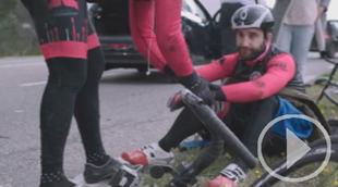 El brutal atropello de Dani Rovira grabando 'Todos los caminos'