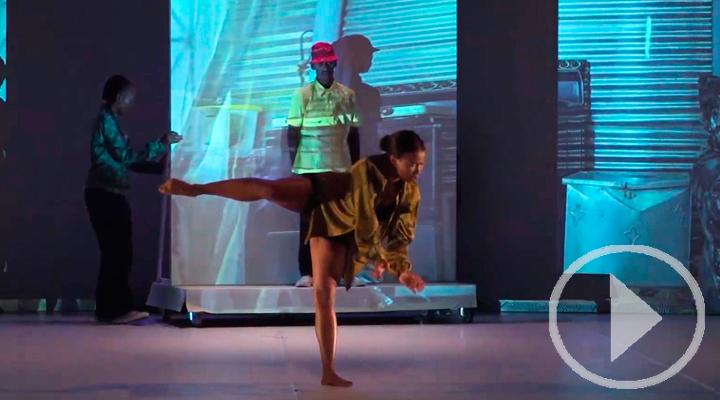 'Via Kanana' se estrena en los Teatros del Canal