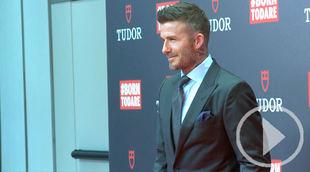 David Beckham echa de menos Madrid