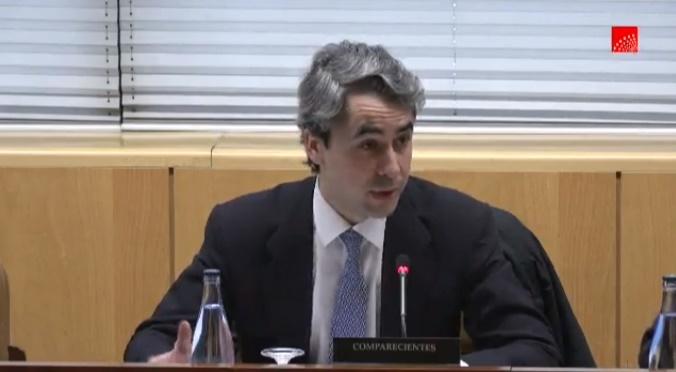 Manuel Galán, secretario general técnico