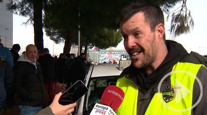 Los taxistas aseguran que el gobierno apuesta por las VTC