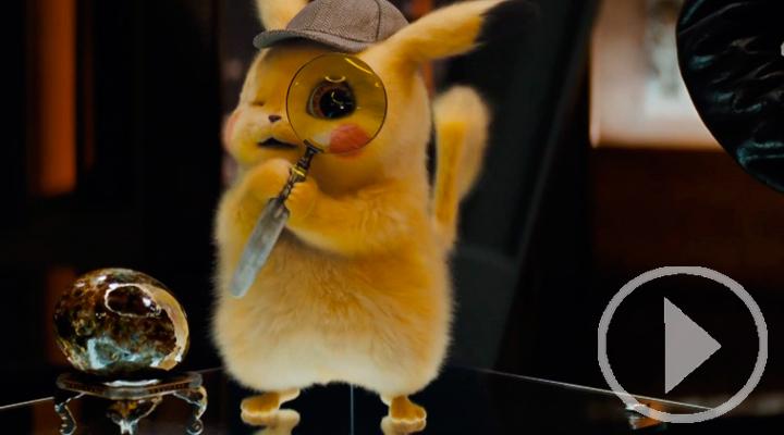 'Detective Pikachu' sorprende con la aparición de Mewtwo
