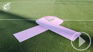 La RFEF se vuelca en la lucha contra el cáncer de mama