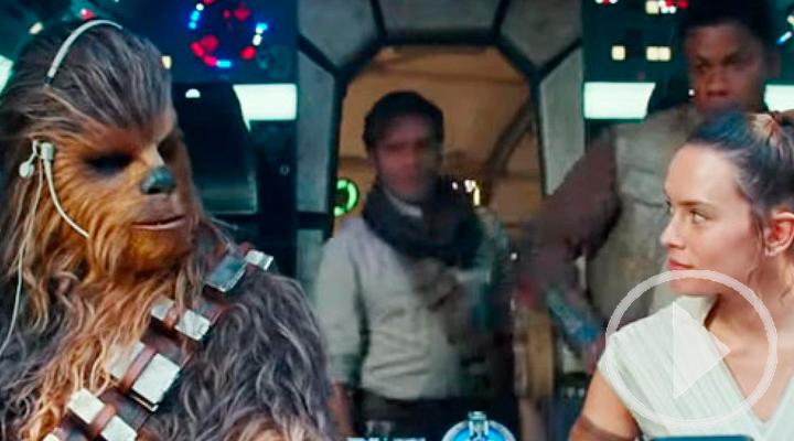 Feliz Día de Star Wars, que la fuerza te acompañe