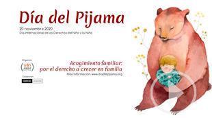 Día del Pijama. La solidaridad de los niños con otros sin hogar