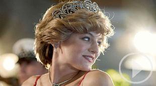 La serie 'The Crown triunfa en los Globos de Oro