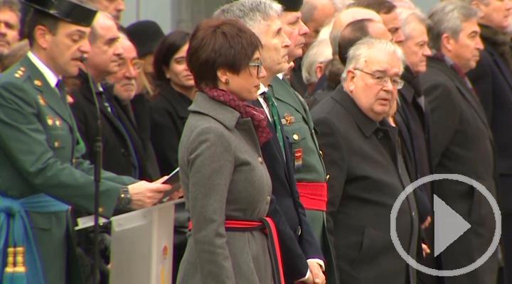 María Gámez ya es la primera directora general de la Guardia Civil