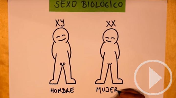 La diversidad sexual explicada de la forma más sencilla