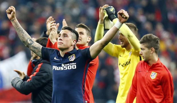 Bayern Múnich - Atlético de Madrid