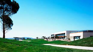 El Encín Golf en Alcalá de Henares, famoso por sus greenes
