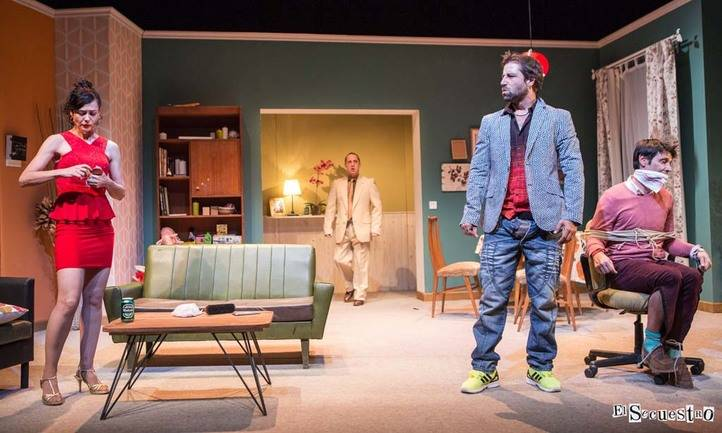 ¿Quiere ver gratis el 'El secuestro' en el Teatro Fígaro?