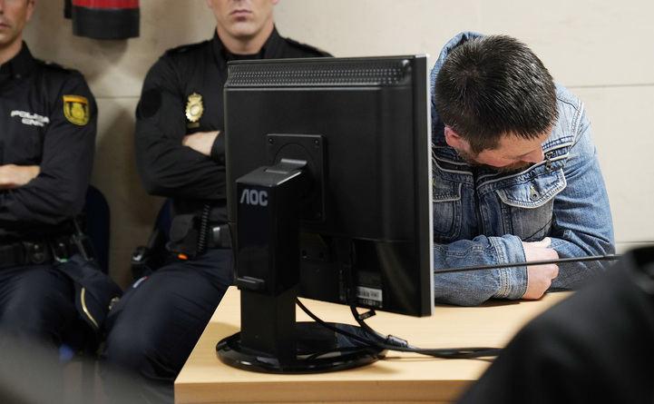 El jurado popular declara culpable de agresión y asesinato a 'El Chicle'