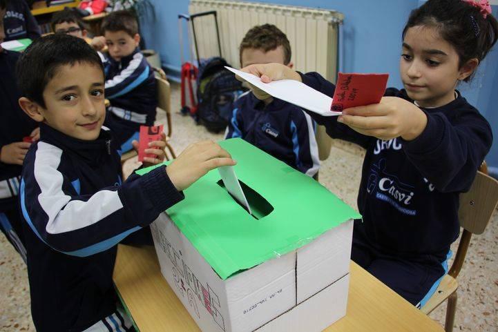 Democracia para niños