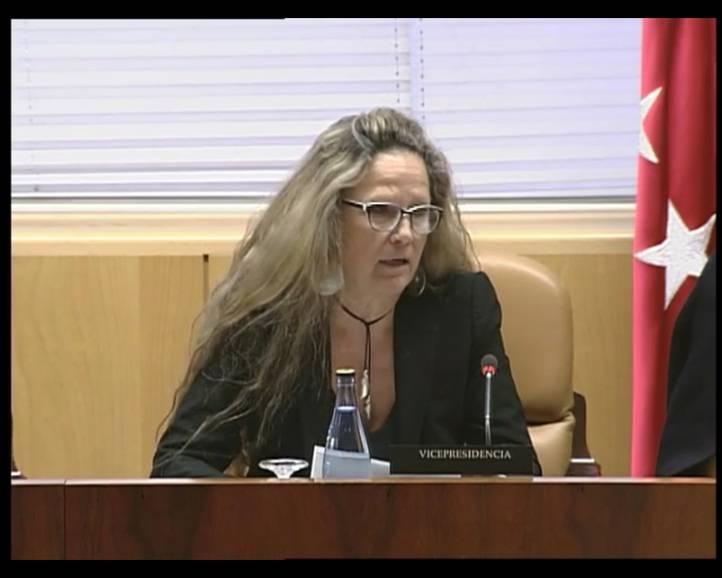 Elena Marroig, Directora General de Infraestructuras de la Consejería de Educación