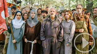 José Luis Cuerda vuelve a los cines con 'Tiempo después'