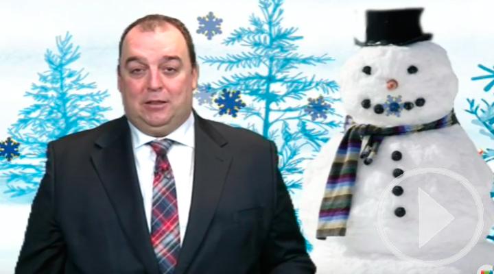 El Gordo de Navidad felicita las Fiestas a nuestros lectores