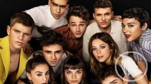 La cuarta temporada de 'Élite' busca 'romper aún más los prejuicios'