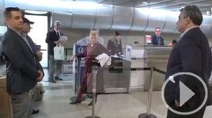 El embajador español en Venezuela regresa a Madrid