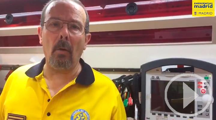 SAMUR explica qué es un golpe de calor y cómo actuar
