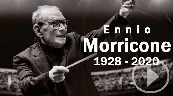 Los grandes éxitos del compositor Ennio Morricone