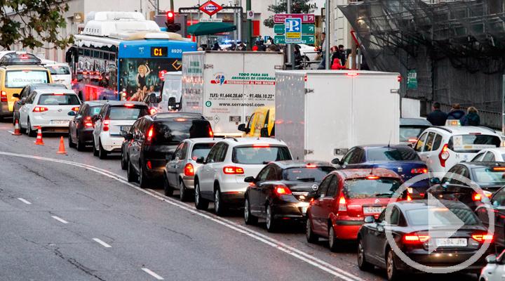 El Ayuntamiento implementa el protocolo 3, sólo circularán los coches con matrícula impar